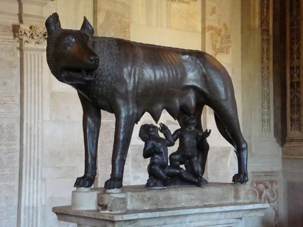 Romulus és Remus