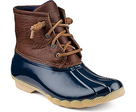 Sperry Top-Sider Saltwater Duck Boot size 10, the other boots before these