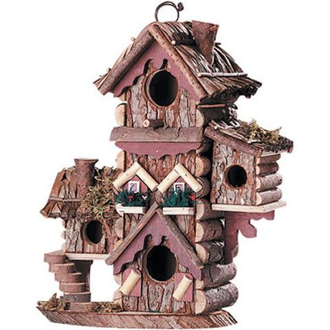 5952 best images about fairies on pinterest miniature for Types of birdhouses for birds