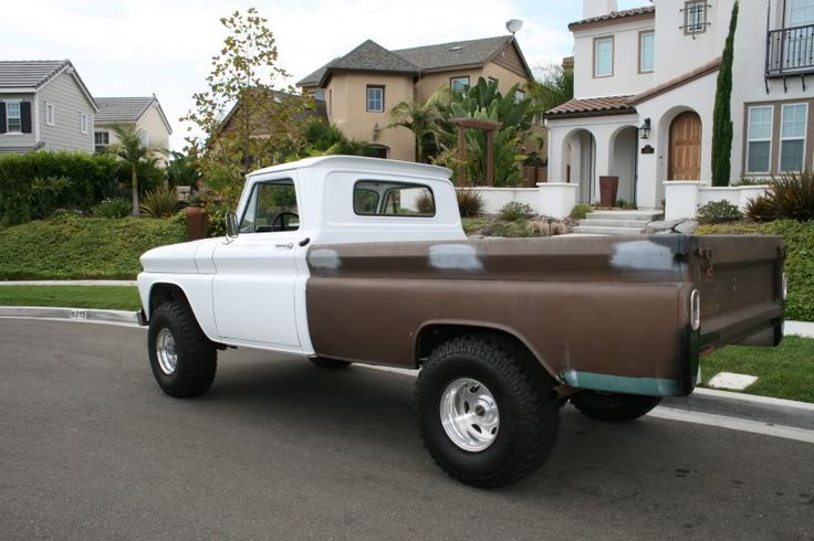 Post pics. Lets see how many 60-66 4x4 are out there. - Page 10 - The 1947 - Present Chevrolet & GMC Truck Message Board Network
