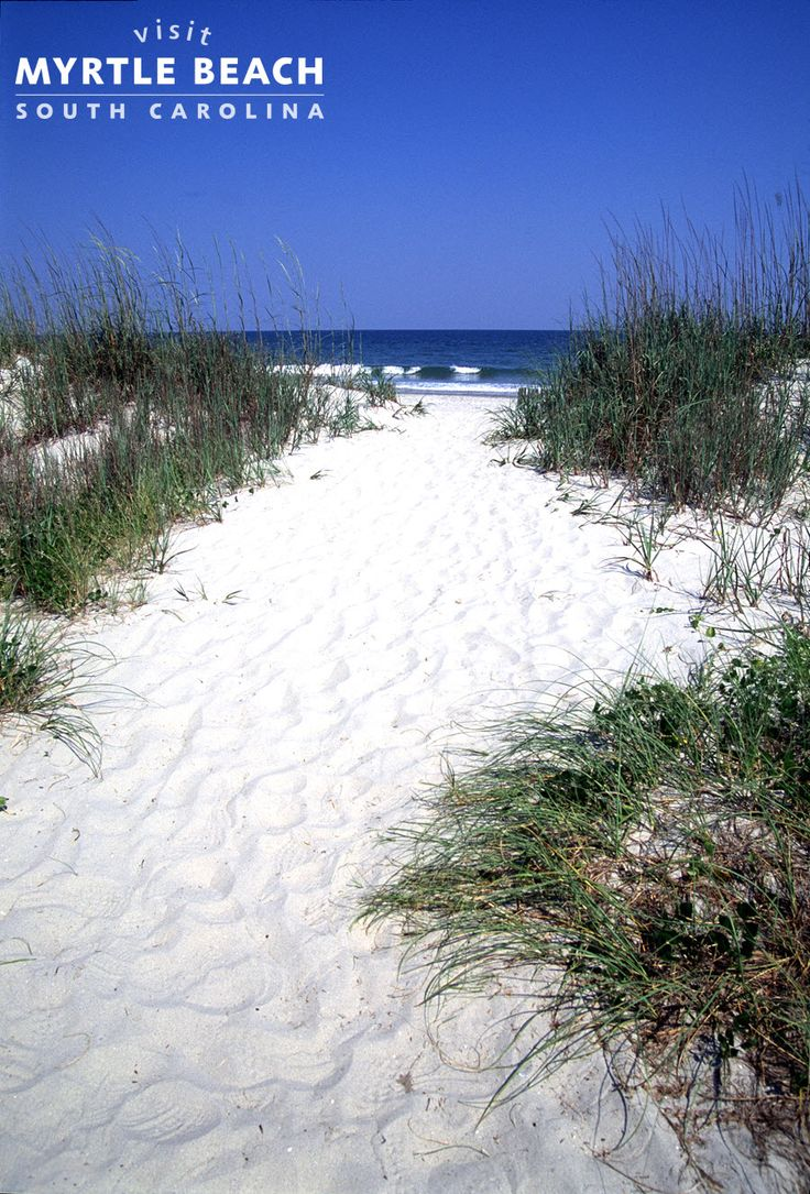 Did you already get started on your 2015 summer vacation planning? Consider Myrtle Beach, SC -  with its beautiful pristine beaches and tons of amusements and attractions, it is fun for all ages! http://www.visitmyrtlebeach.com/?cid=soc_post_pin_promo_hp_121714