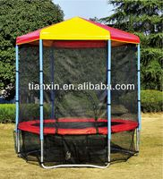 Source big trampoline tent cover for hot sale on m.alibaba.com