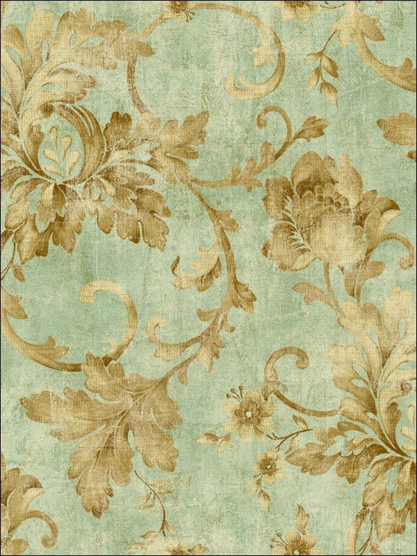 wallpaperstogo.com WTG-093570 Fairwinds Studio Traditional Wallpaper