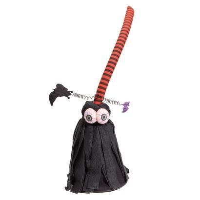 Escoba de bruja #Halloween #ElCorteIngles