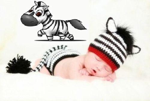 Neu! Fotoshooting Baby Set/Baby Mütze/Häkelmütze/Baby Kostüm | eBay