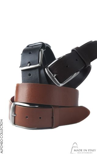 Alfonso Collection | Beautifully Handcrafted Italian Leather Belts for Men | Made in Italy Accessories   https://madeinitalyaccessories.com/belts-for-men