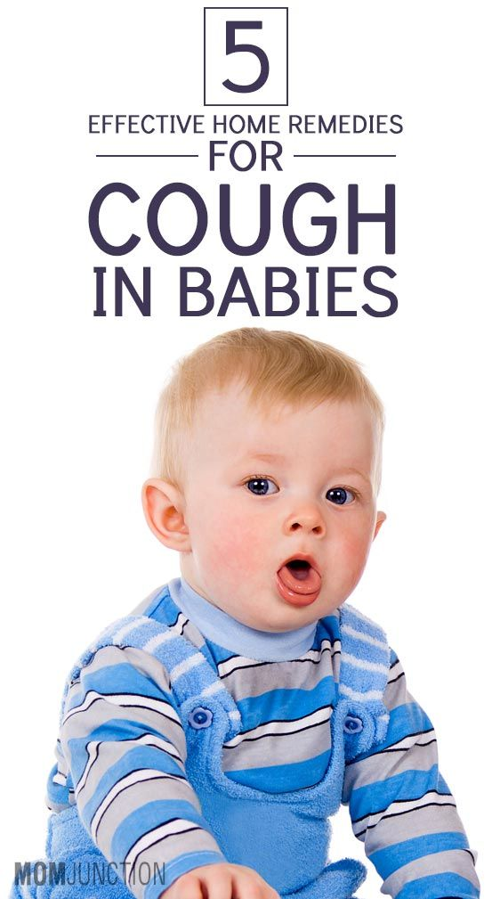 9 Effective Home Remedies For Cough In Babies Home