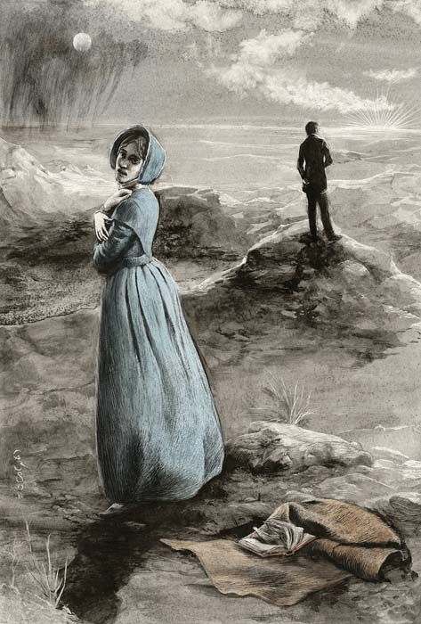 the impact of religion on jane eyre in the novel jane eyre by charlotte bronte On this day in 1847, jane eyre is published by smith, elder and co charlotte brontË, the book's author, used the pseudonym currer bell the book, about the.