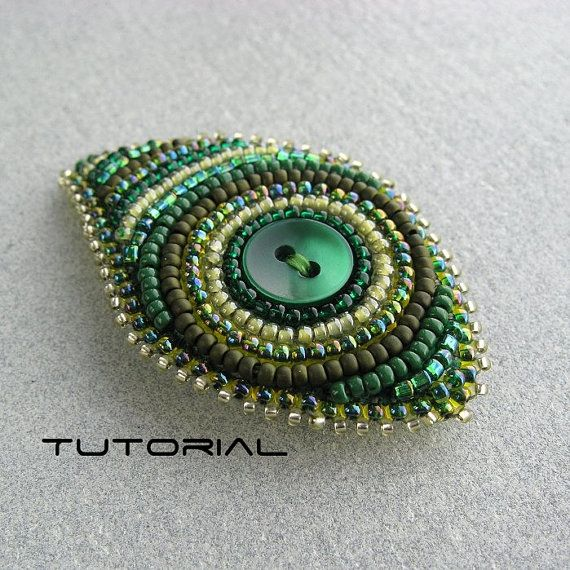 Images about bead embroidery on pinterest