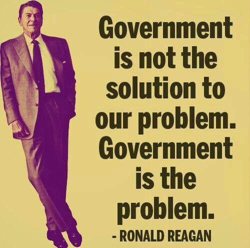 Ronald Reagan Quotes On Government. QuotesGram
