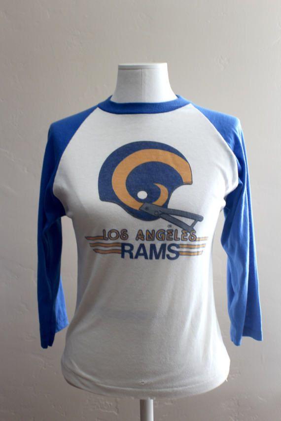 64da9913 Vintage LA Rams T-shirt Los Angeles Rams NFL by LAKARMA | RAMS | La rams  shirt, La rams, Vintage tees