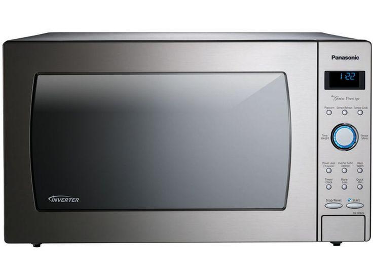 Panasonic Microwave Oven - NN-SE982S - Panasonic US