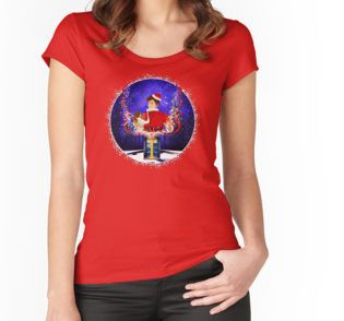 10th Doctor celebrate Christmas Women's Fitted Scoop T-Shirts #WomensFittedScoopTShirts #tshirt #clothing #christmas #newyearfireworks #neonlights #tardis #doctorwho #thedoctor #doctorwho #nerd #geek #funny #cool #tardis #nerdy #geeky #cover #time #vortex #timelord #badwolf #nerds #fandom #drwho #whotimetravel #british #gallifrey #gallifrean #bluebox #publiccallbox #10thdoctor #tenthdoctor #davidtennant #bluephonebox #phonebox
