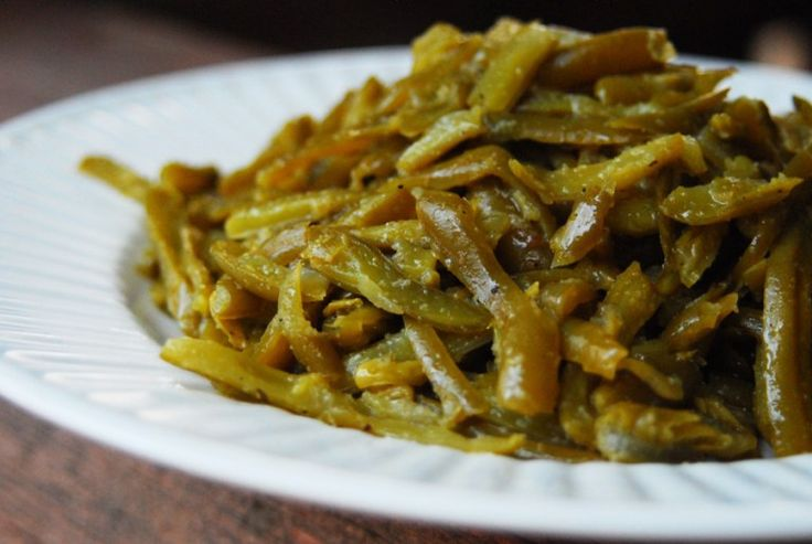 Easy Canned Green Bean Recipe