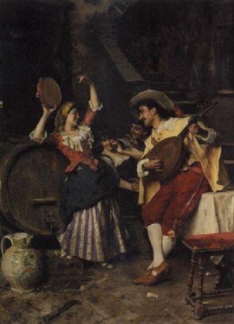 Federico Andreotti - La festa allegra