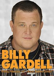 Billy Gardell at Dover Downs Hotel & Casino