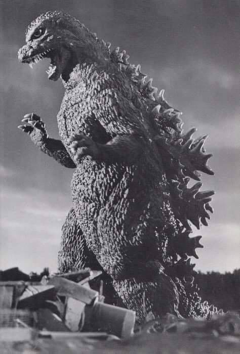 Godzilla , King Of The Monsters  - 1956