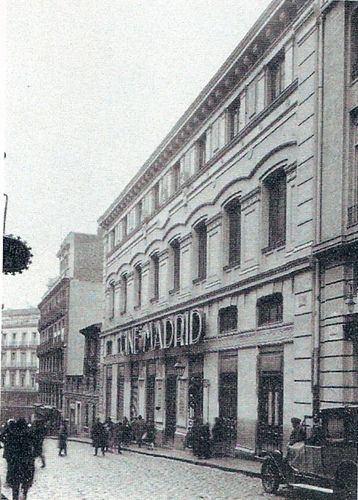1927. Calle de Tetuán   Flickr: Intercambio de fotos