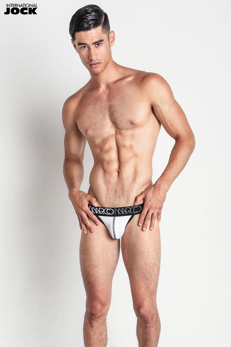 Jeff Langan Wearing La Based Marco Marco Male Model