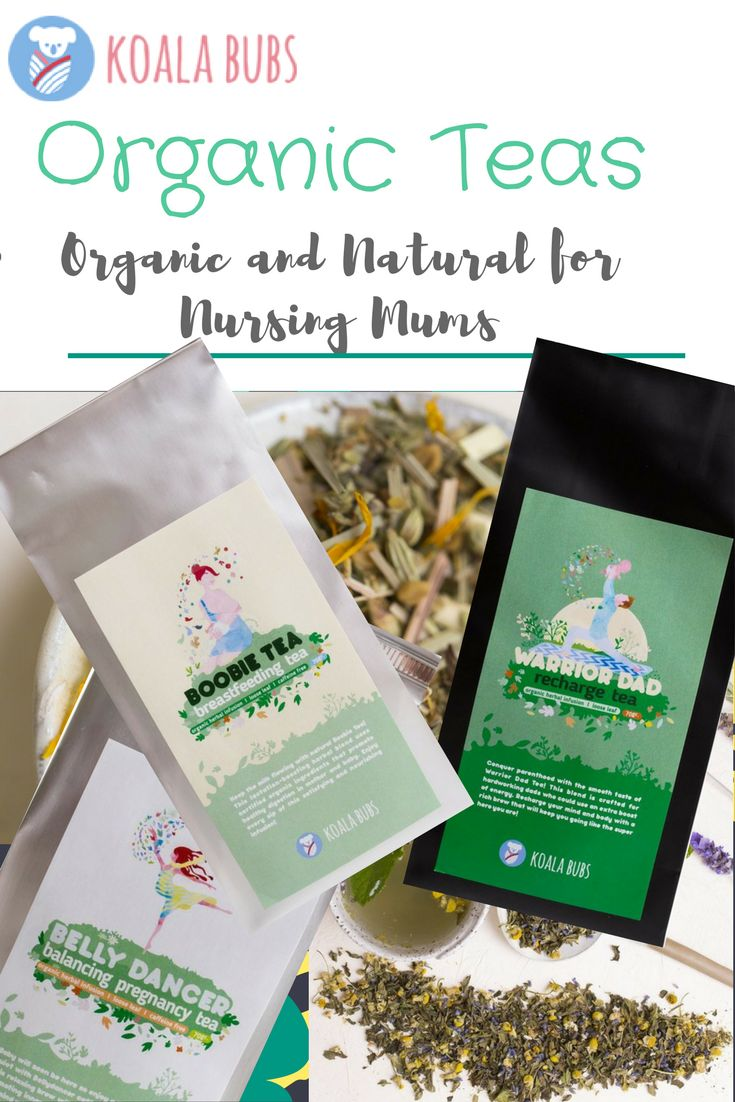 For healthier options for nursing mums and for dads too! Head over to our website to find out more about our oganic teas.