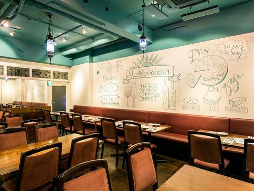D's Mediterranean Kitchenのお店情報。D's Mediterranean Kitchenは、東京都表参道/原宿にあるダイニングバーのお店です。女子会 パーティ 表参道 デート お洒落ならD's Mediterranean Kitchen。D's Mediterranean Kitchenのメニュー、お店の雰囲気、アクセス方法、クーポン情報、ランチ情報、コースメニュー、お店のウリなどをご紹介。