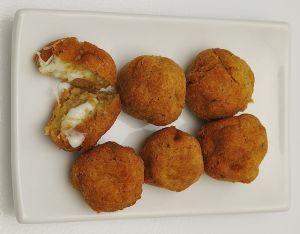 crocchette zucca formaggio