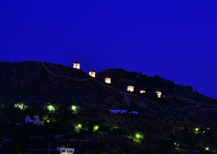 Windmills At Dusk by Zeynep Ugurdag on 500px