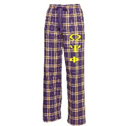Omega Psi Phi lounge pants