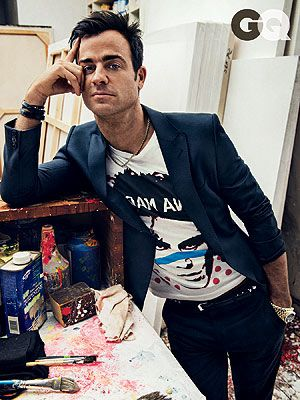 Justin Theroux's Collectibles Aren't Allowed at Home with Jennifer ...