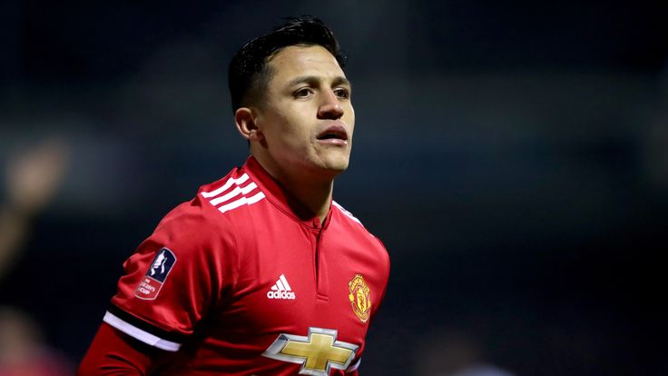 Alexis Sanchez makes a winning debut on a special night for Jose Mourinho #News #ClubNews #FACup #Football #HuishPark