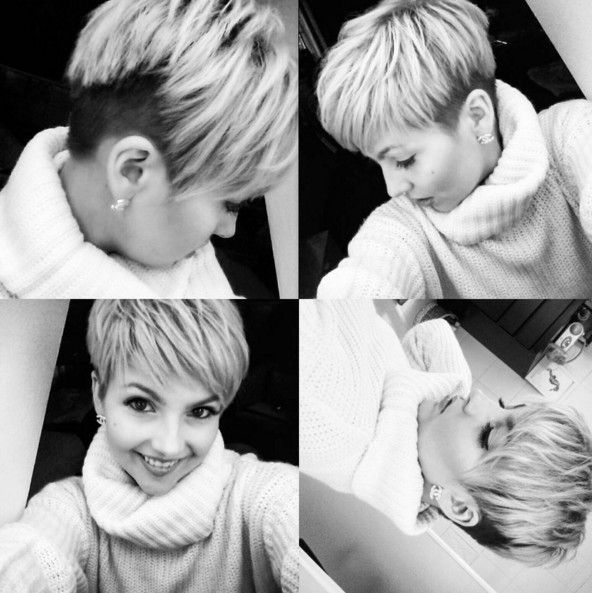 These days girls are more fashion-conscious than ever before, so how do you choose the best short hairstyles for girls, that are 'in fashion' but also age-appropriate? Read on and discover lots of great ideas and Inspiration Photos for styles that look super on girls of all ages! The pretty pixie cut Yes, I know …