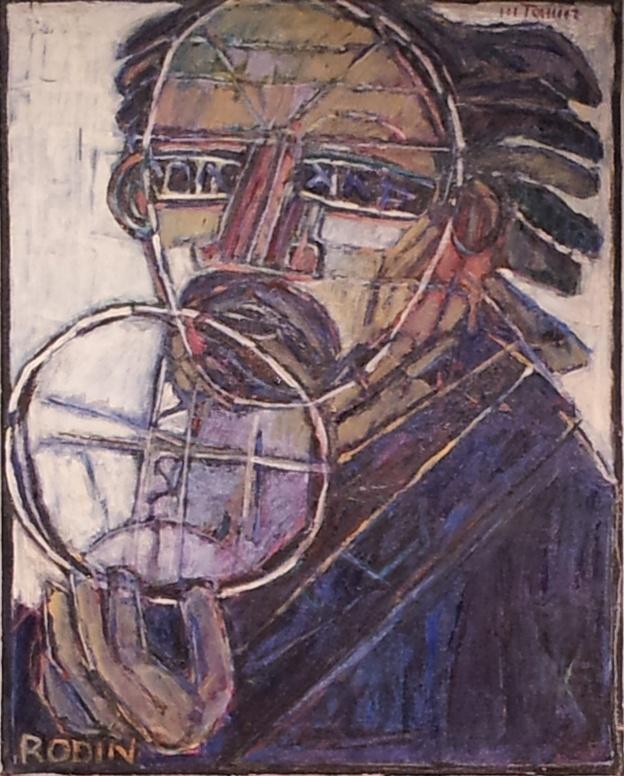 Moshe Tamir - Rodin (90s)