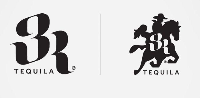 3R TequilaSpirit Design, Design Inspiration, Mark Inspiration, Brand Agency, Tequila Logomark, Positive Brand, Stationary Design, Graphics Design, Incr True