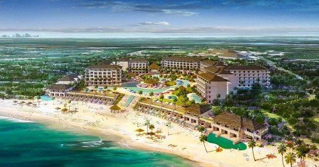 Secrets Playa Mujeres Resort & Spa in Playa Mujeres, Mexico - All Inclusive Deals...