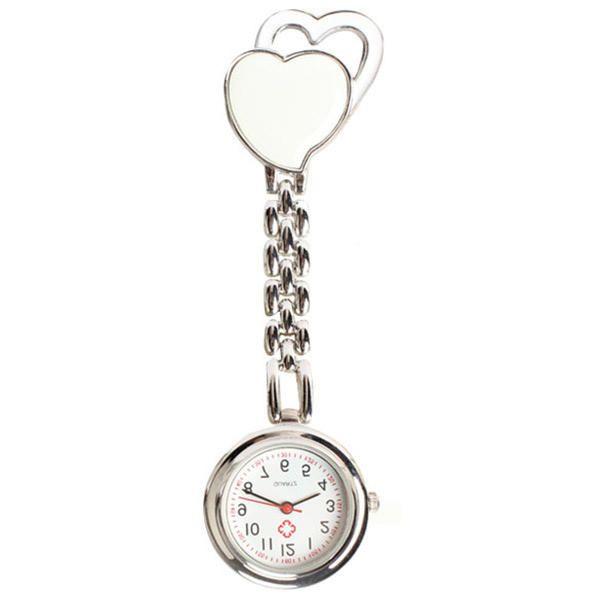 Sweet Heart Pocket Watch at Banggood