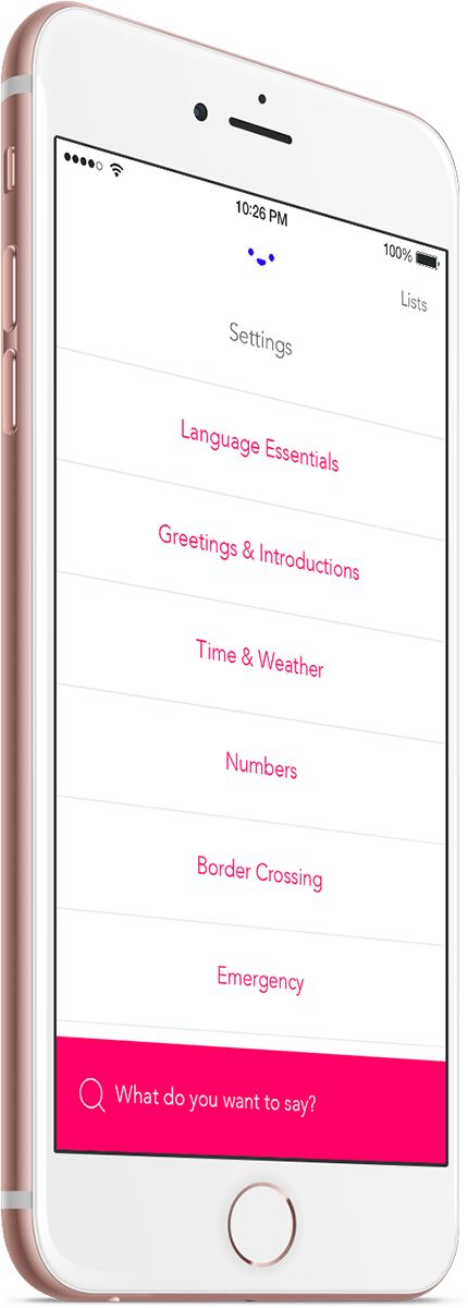 Taptaro - A simple iOS English to Japanese audio phrasebook for travelers and learners