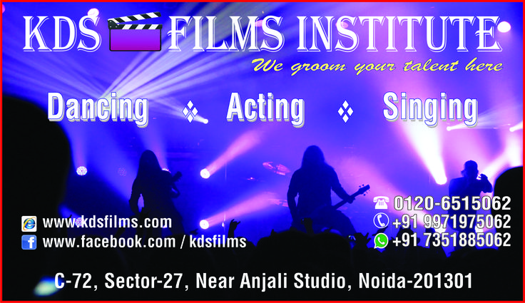 KDS Films Institute  #kdsfilms #kdsfilmsinstitute #kdsinstitute #kdssongs #kdssongsinstitute #KDS #KDSFilms #KDSmusic #KDSacting #KDSmodeling #KDSinstitute #KDSdance  At KDS Films, we know that the success of our business is directly related to the success of our customers. We listen carefully and respond quickly to the needs of our customers and constantly expand services and the delivery quality standards.  https://www.facebook.com/kdsinstitute  http://www.kdsfilms.com/ info@kdsfilms.com
