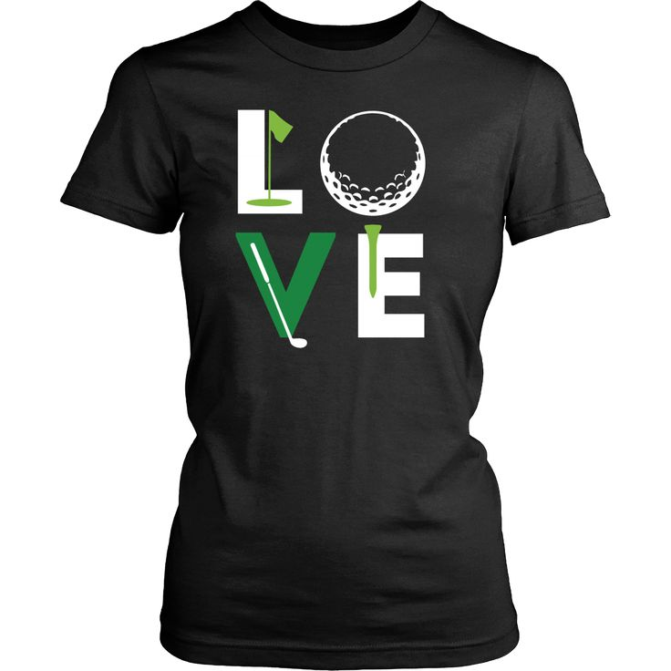 If you are a proud golf player & enthusiast then Love Golfer tee or hoodie is for you. Custom Golf inspired T-Shirts & Apparel by TeeLime. If you want different color, style or have an idea for design