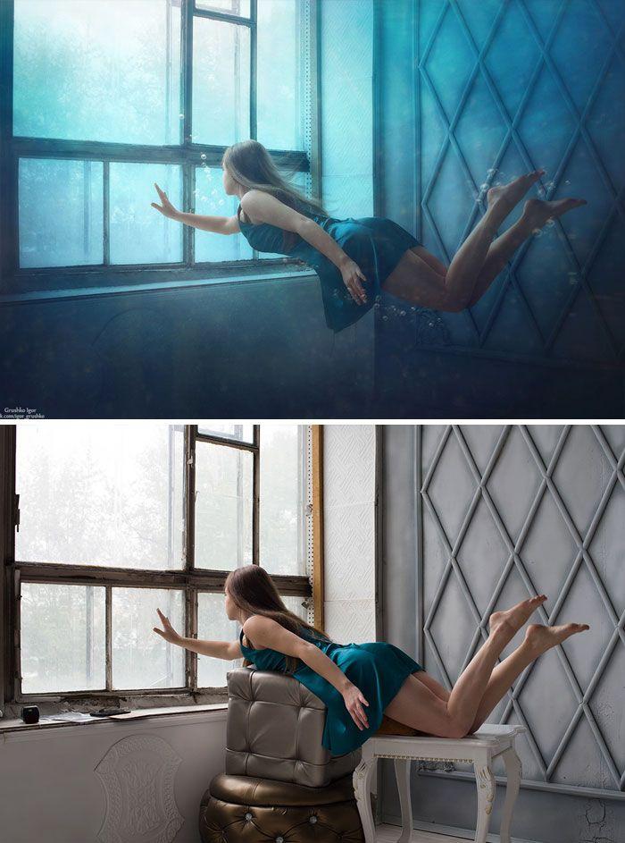 Teilen Tweet Anpinnen Mail Profi-Fotografen suchen stets nach dem perfekten Bild, doch welche Tricks hinter den Kulissen angewendet werden, sehen wir auf denbeeindruckenden Fotos …