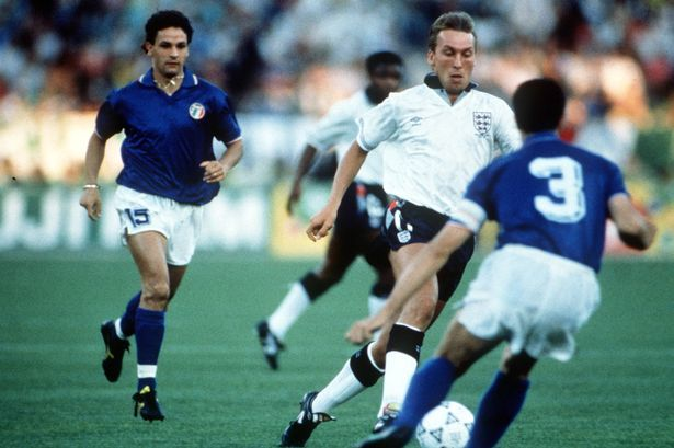 3rd place: Italy - England 2:1