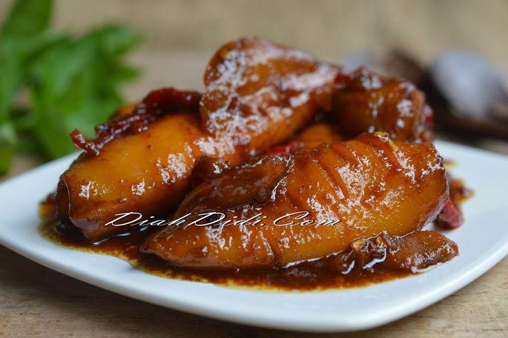 Diah Didi's Kitchen: Semur Cumi Pedas