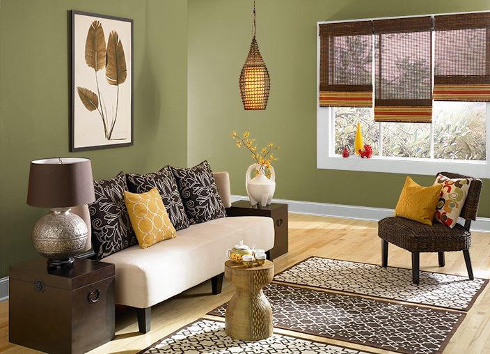 Colorsmart By Behr Mobile Snap Pea Green