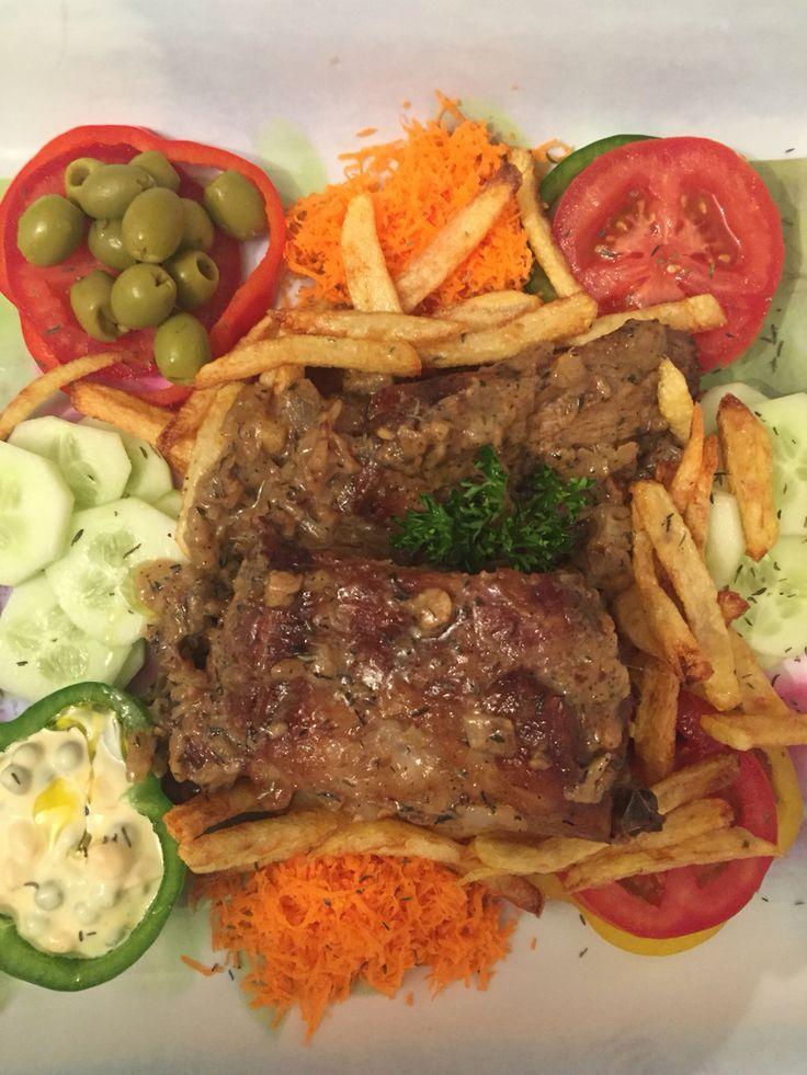 Méchoui agneau tabaski Cuisine sénégalaise