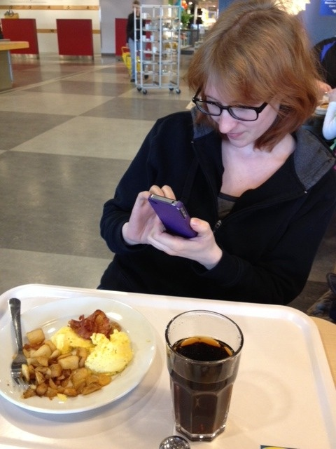 $0.99-Ikea-breakfast shot. Thanks toofcourseitstruefor this affordable Swedish submission. #TriShakr #Moment #Trishaking #Foodie