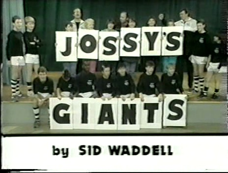 Jossy's Giants - I can still remember the theme tune. Loved Jossy's Giants!