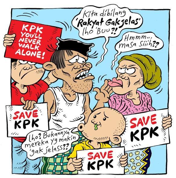 """Mice Cartoon, Januari 2015: Siapa yang """"Gak Jelas""""?"""