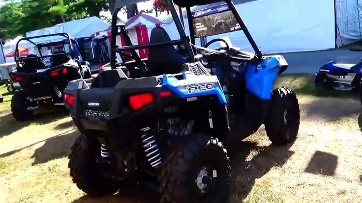 Sportsman 450 & 570 & ACE Plus Ranger XP Four Wheelers