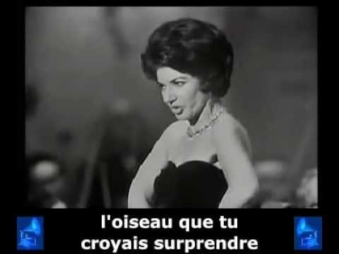 "MORNING GROOMING: Maria Callas, Carmen: ""Habanera"""