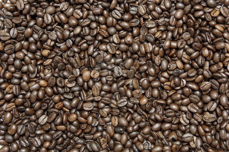 Roasted coffee beans background texture by Paweł Chrząszczewski on tookapic