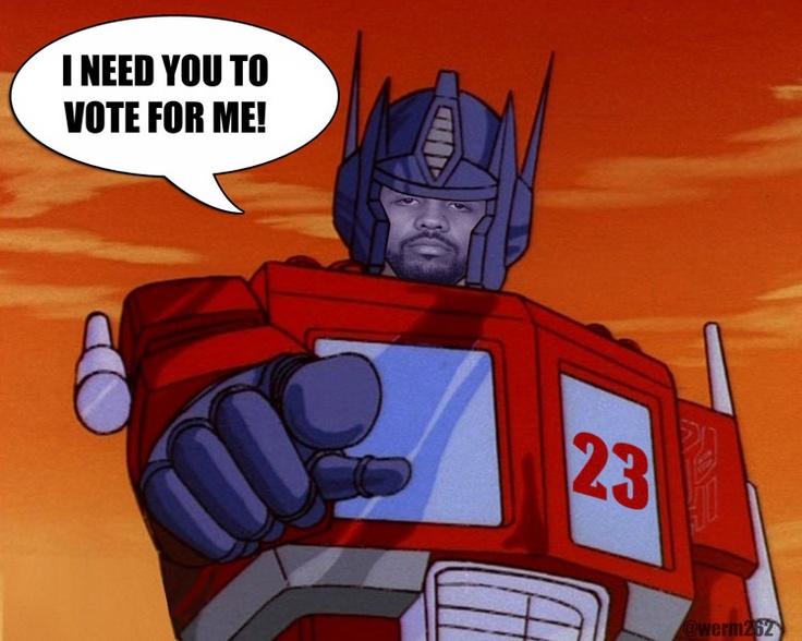 Vote for Arian Prime